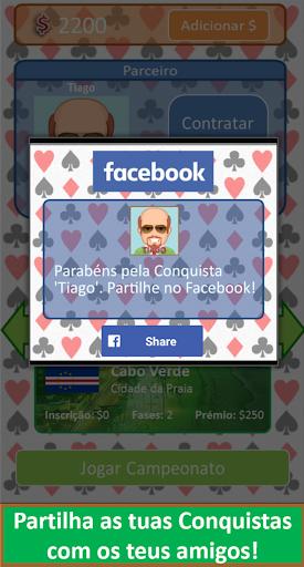 Sueca Portuguesa Gru00e1tis - Jogo de Cartas  screenshots 8