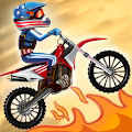 Top Bike - best physics bmx dirt stunt racing game