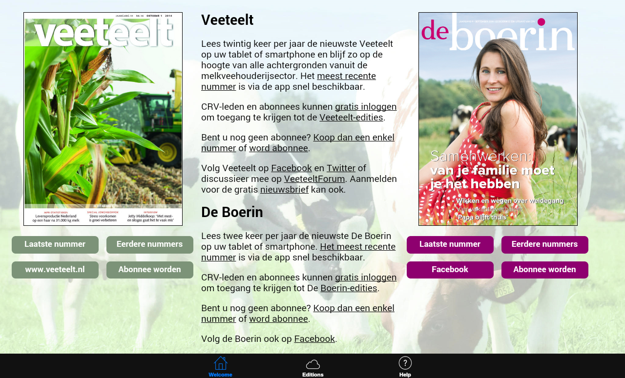 Veeteelt- screenshot