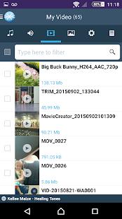 FrostWire - Torrent Downloader- screenshot thumbnail