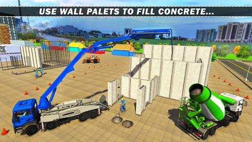 Modern House Construction 3D 1.0 screenshots 6