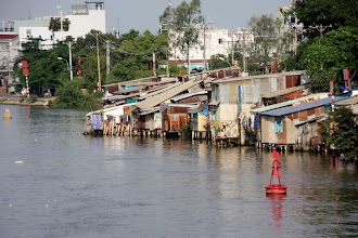 Photo: Year 2 Day 29 - Living on the River on the Way Out of Saigon #3