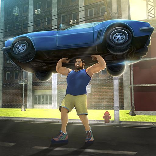 Hunk Big Man 3D: Fighting Game (game)