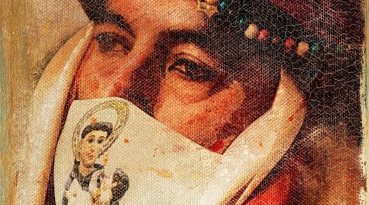 Unos Moros y Cristianos con mascarilla: la artística obra ganadora en Carboneras