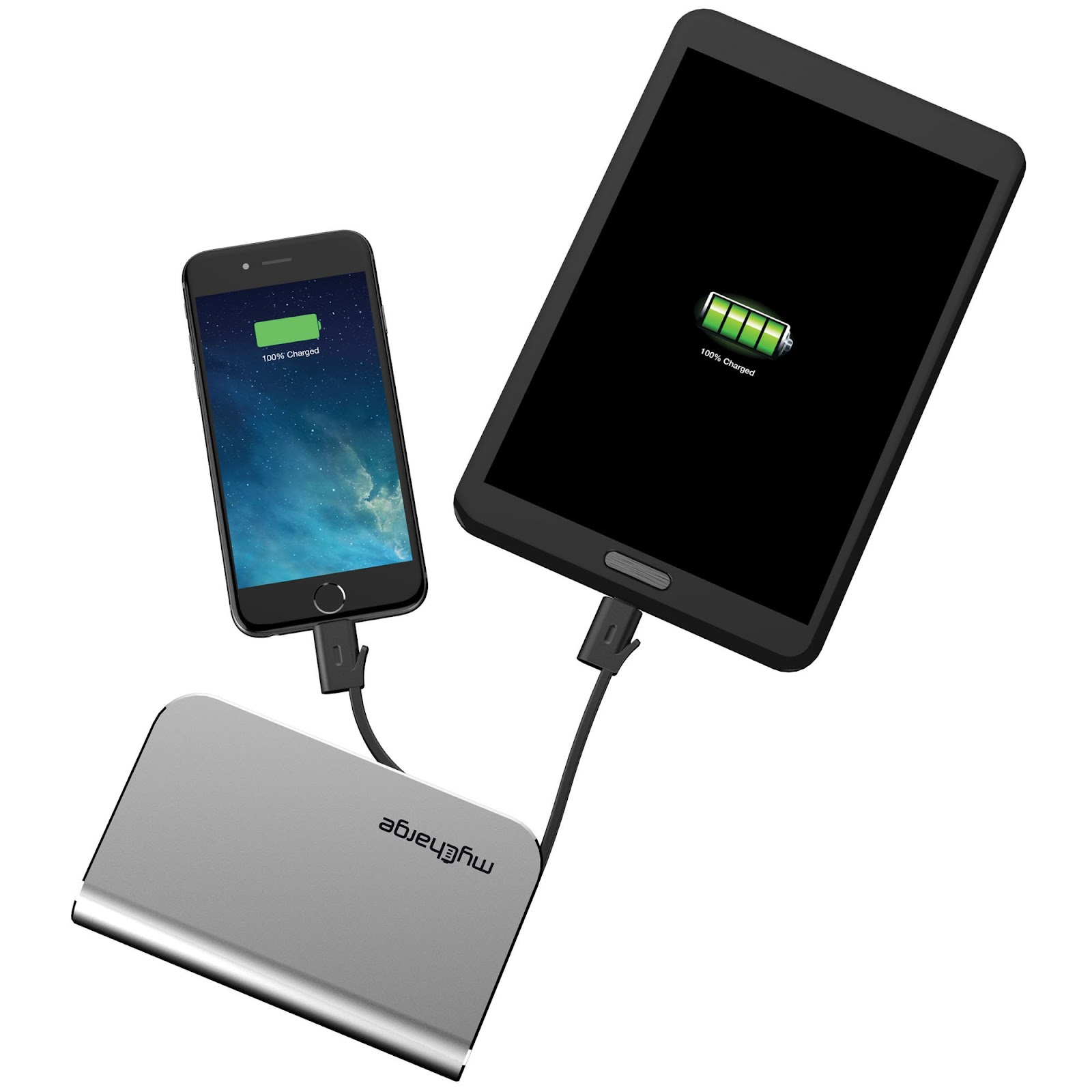 HubPlus portable charger