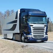 Jigsaw Puzzles Scania Trucks Game