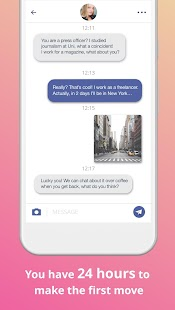 Once - the Slow Dating App- screenshot thumbnail