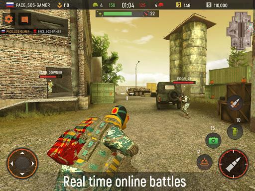 Striker Zone Mobile: Online Shooting Games 3.22.7.2 screenshots 1
