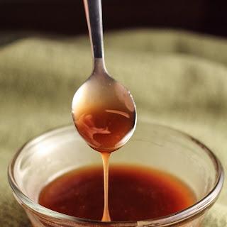 Pomegranate Green Tea Syrup