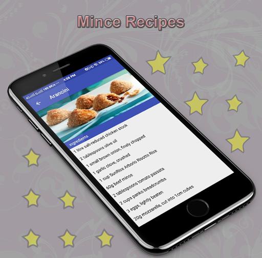 Mince Recipes 1.0 screenshots 3