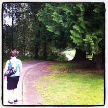 Photo: Rocky Point Park trail walk #intercer #green #trail #nature #instanature #instalife #park #tree #trees #path #life #woman #walk #grass #health #air #fresh #scene #scenery - via Instagram, http://instagr.am/p/NmNkAVpfmf/