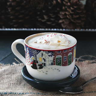 Peppermint White Chocolate Mocha Latte Recipe