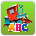 Kids ABC Letter Trains icon