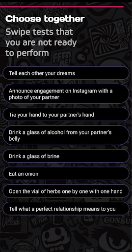 MySwipe u2013 Passionate game for couples 6.3 screenshots 3
