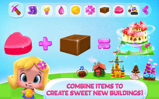 Candy City - Build Your Town