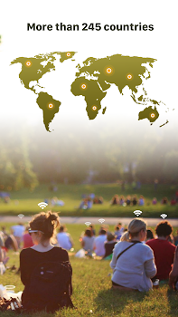 Wi-Fi Space - Free WiFi Passwords on the Map!