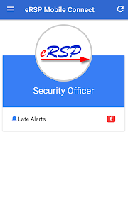 eRSP Mobile Connect- screenshot thumbnail