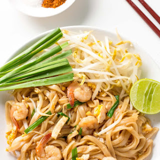 Best Shrimp Pad Thai