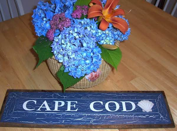 Seviche (flounder Or Sole Appetizer) Cape Cod Recipe