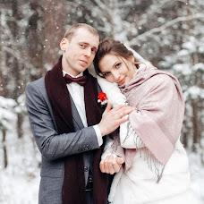 Wedding photographer Irina Ignatenya (xanthoriya). Photo of 26.01.2018