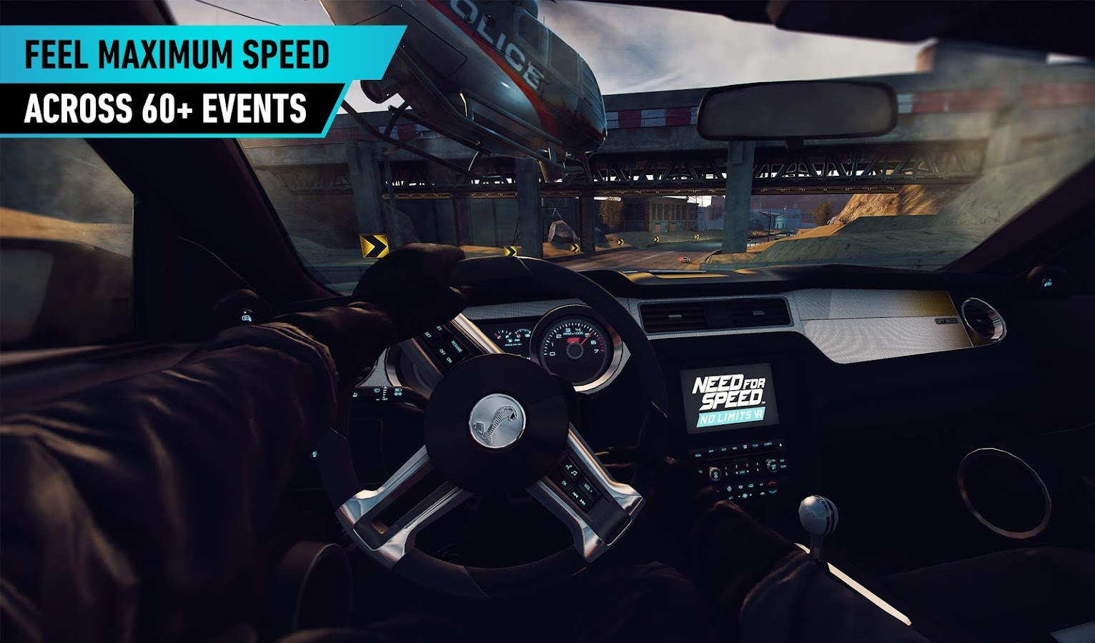 Need for Speed™ No Limits VR- screenshot