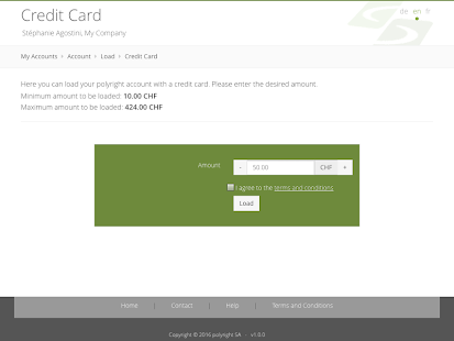 polyright cashless- screenshot thumbnail