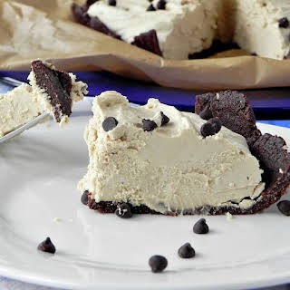 No Bake Chocolate Peanut Butter Pie.