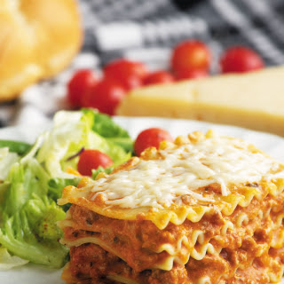 Best-Ever Lasagna