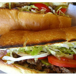 Submarine Sandwich Recipe