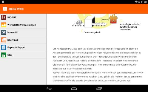 Abfall-App | BSR Screenshot 23