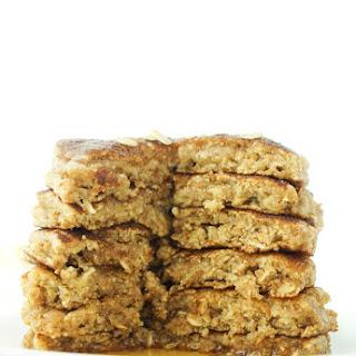 Oatmeal Pancakes No Flour Recipes