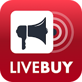LiveBuy: Buy & Sell Everything On Live