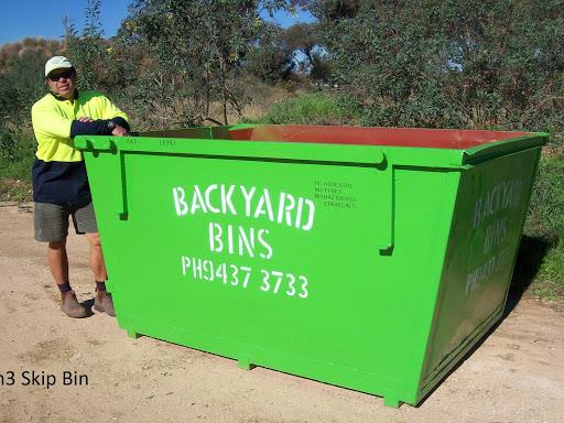 Backyard Bins backyard bins