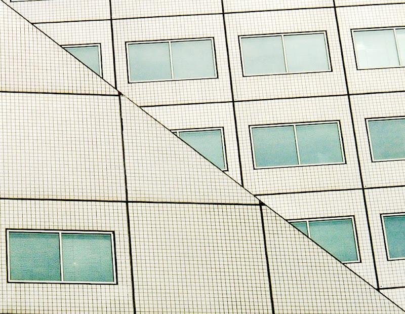 Profonde diagonali di marcopasto
