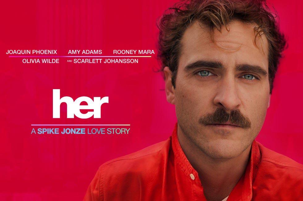 Her, a Spike Jonze love story