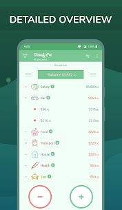 Monefy Pro – Money Manager MOD (Paid) 2
