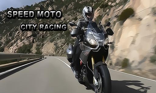 Speed Moto City Racing