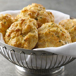 CHEDDAR BISCUITS WITH OLD BAY SEASONING