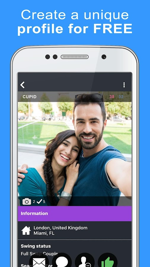 SDC Dating for Couples & Singles- screenshot
