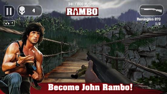 شازی یاری :   بۆ ئهندرۆید Rambo v1.0 APK+Data FULL