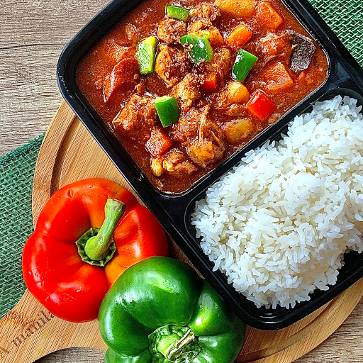 Pork Menudo Rice Combo