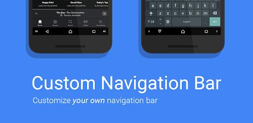 Custom Navigation Bar - Apps on Google Play