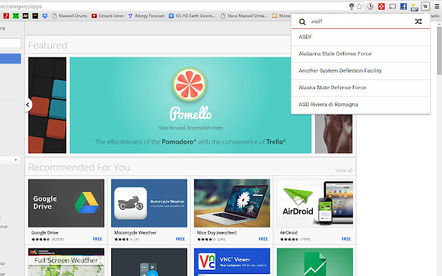 WikiSearch Extension