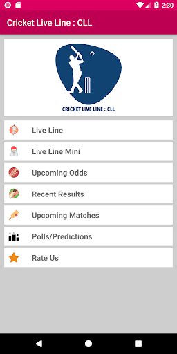Cricket Live Line : CLL (Fastest App in The World) screenshot 3
