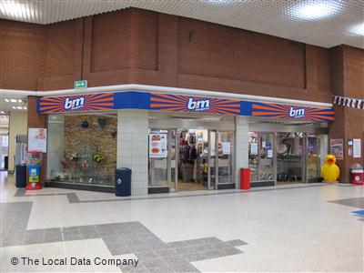 B M Bargains On East Parade In Town Centre