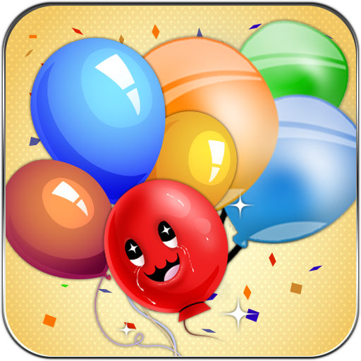 Baby Pop Balloon Smasher
