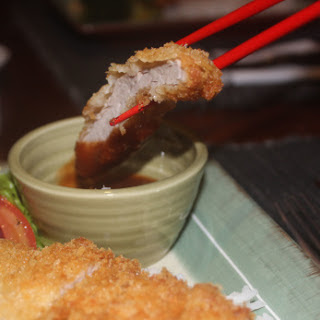 Pork or Chicken Katsu