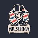Mr.Strich barbershop icon