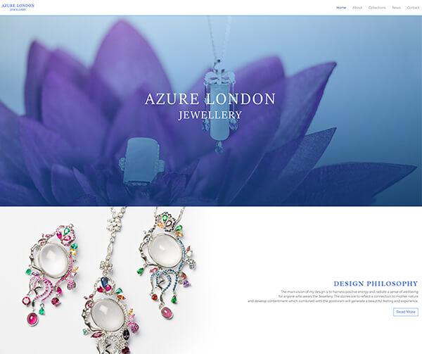 azure london jewellery