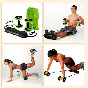 Aparat fitness Revoflex Xtreme